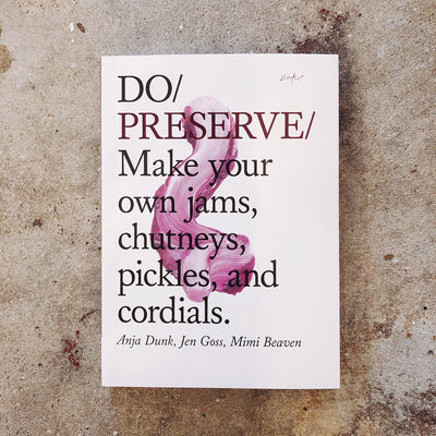 Do Preserve, Do Books
