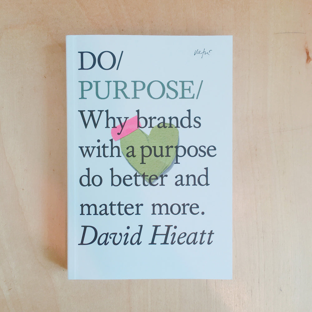 Do Purpose, Do Books