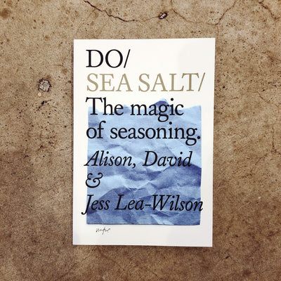 Do Sea Salt, Do Books