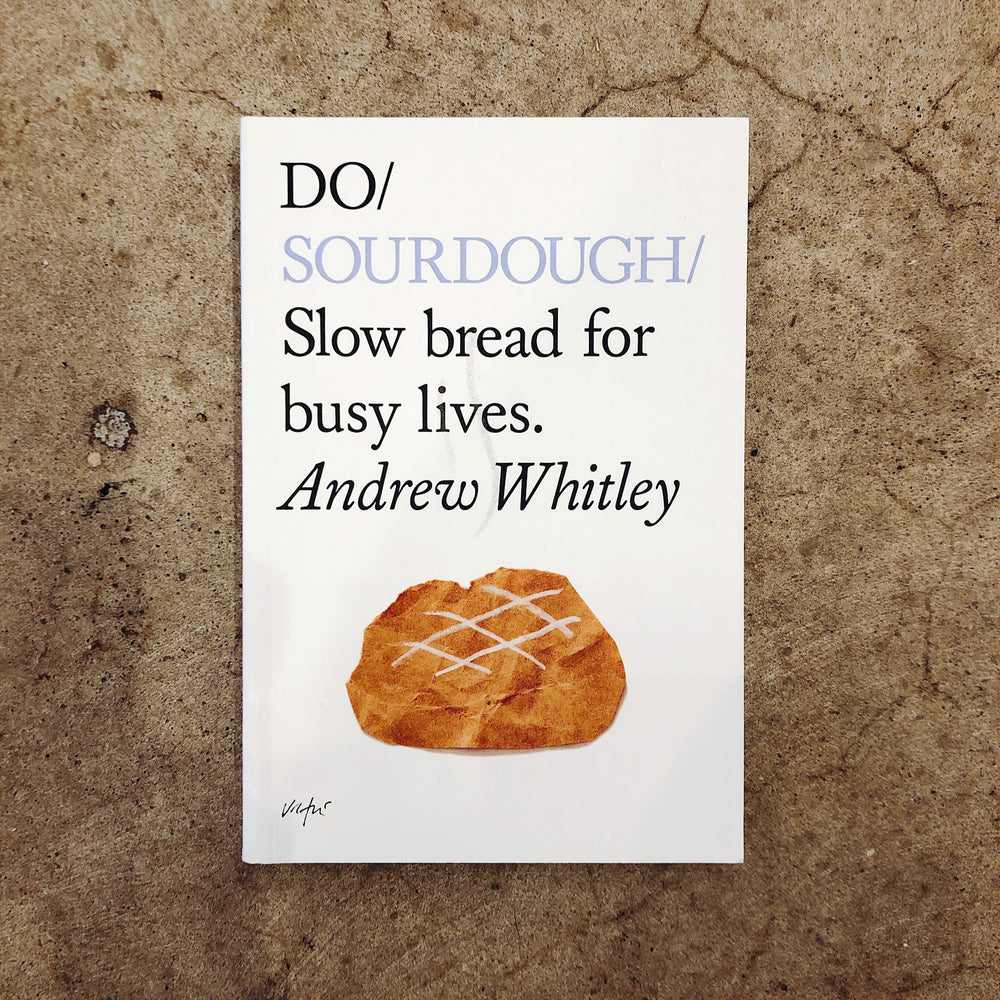 Do Sourdough, Do Books