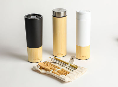 To-Go / Travel Cups - 18 oz. Flip-Cap Welly Bottle