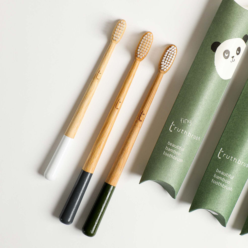 Pretty Bamboo Toothbrush
