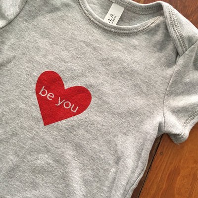 Be You Onesie
