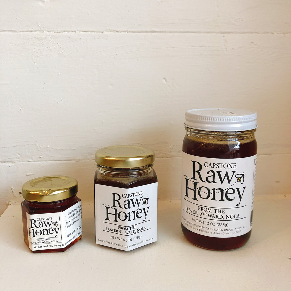 Capstone Honey - Local New Orleans Honey