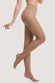 SANKOM PATENT TIGHTS - BEIGE