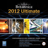 Britannica 2012 Ultimate Reference DVD