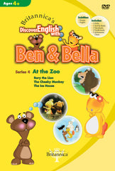Britannica's Discover English with Ben and Bella: Series 4 - At the Zoo