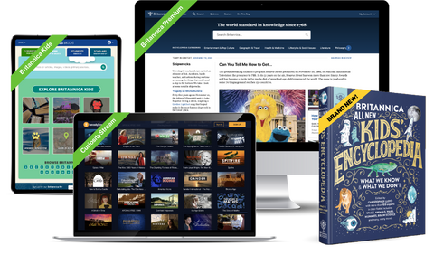 Britannica Family Holiday Bundle