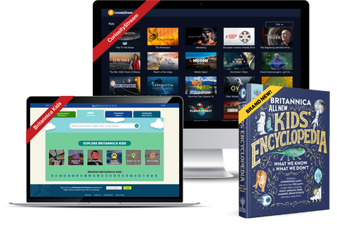 Britannica Kids' Holiday Bundle