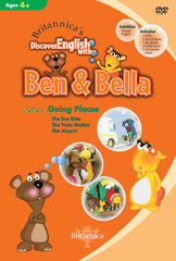 Britannica's Discover English with Ben and Bella: Series 2 - Going Places