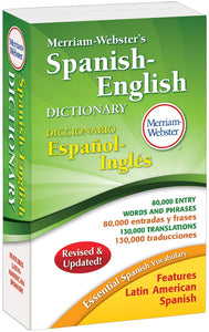 Merriam-Webster's Spanish-English Dictionary (Mass-market paperback)