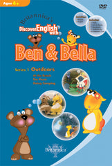 Britannica's Discover English with Ben and Bella: Series 1 - Outdoors