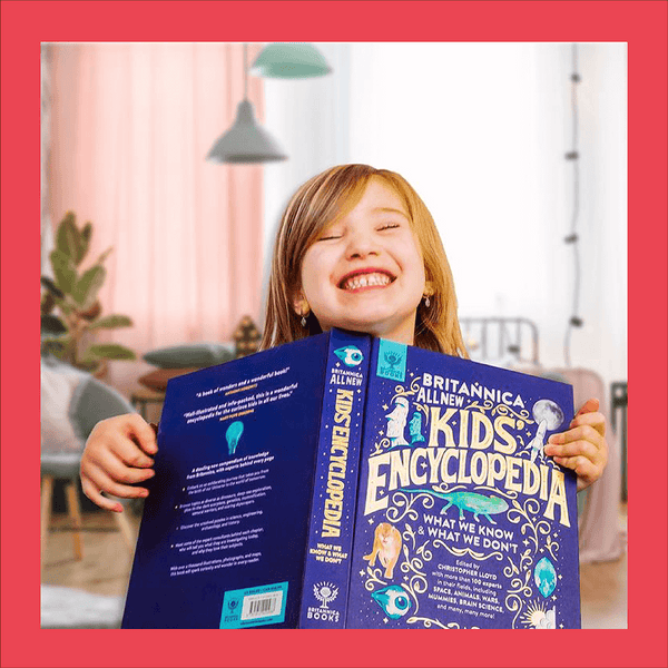 Britannica All New Kids' Encyclopedia