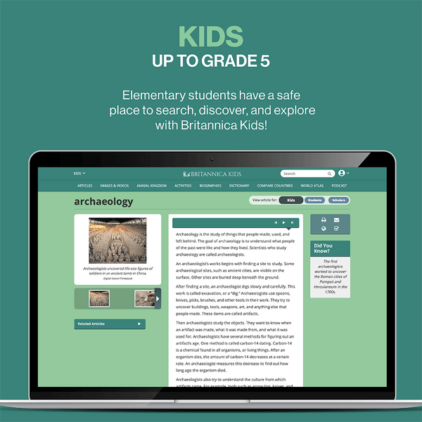 Britannica Kids Annual Membership