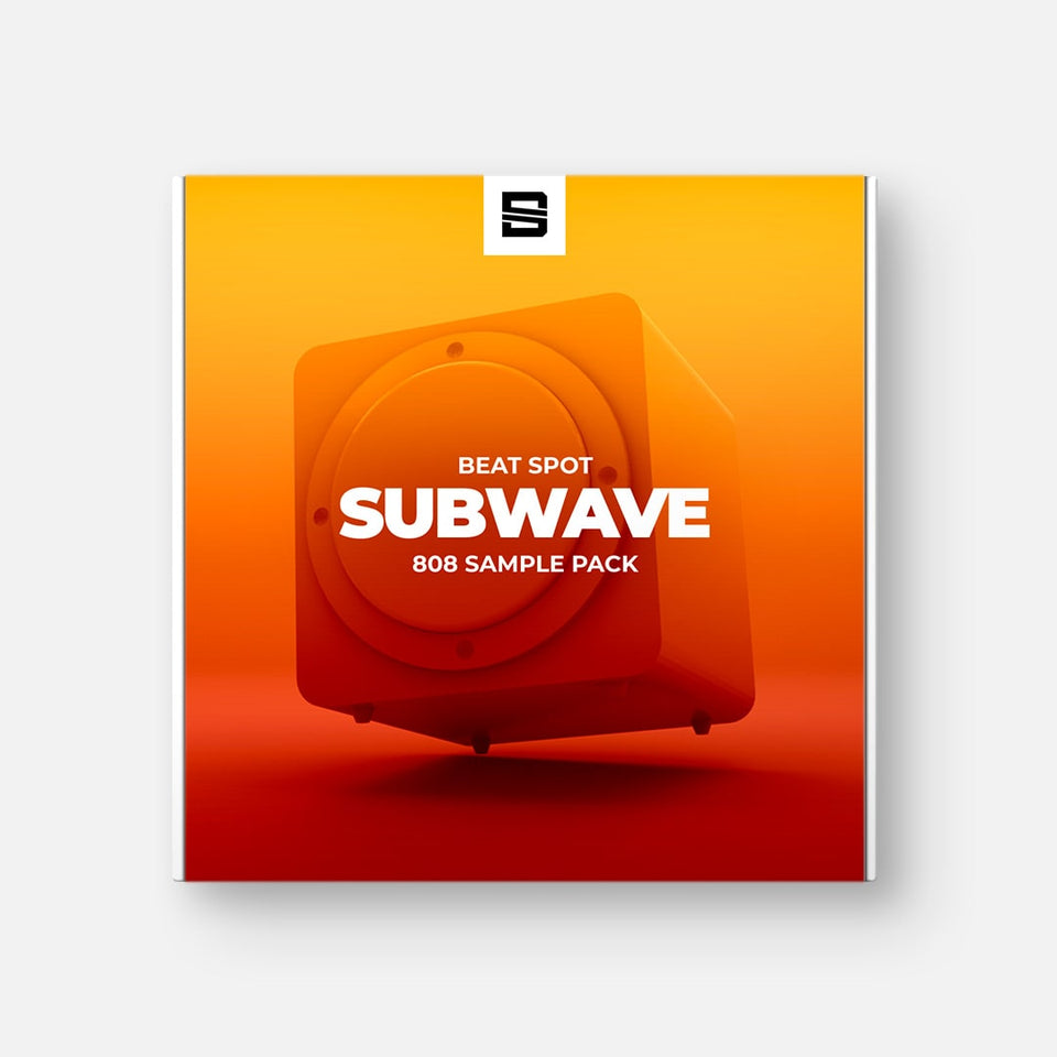 SubWave (808 Sample Pack)