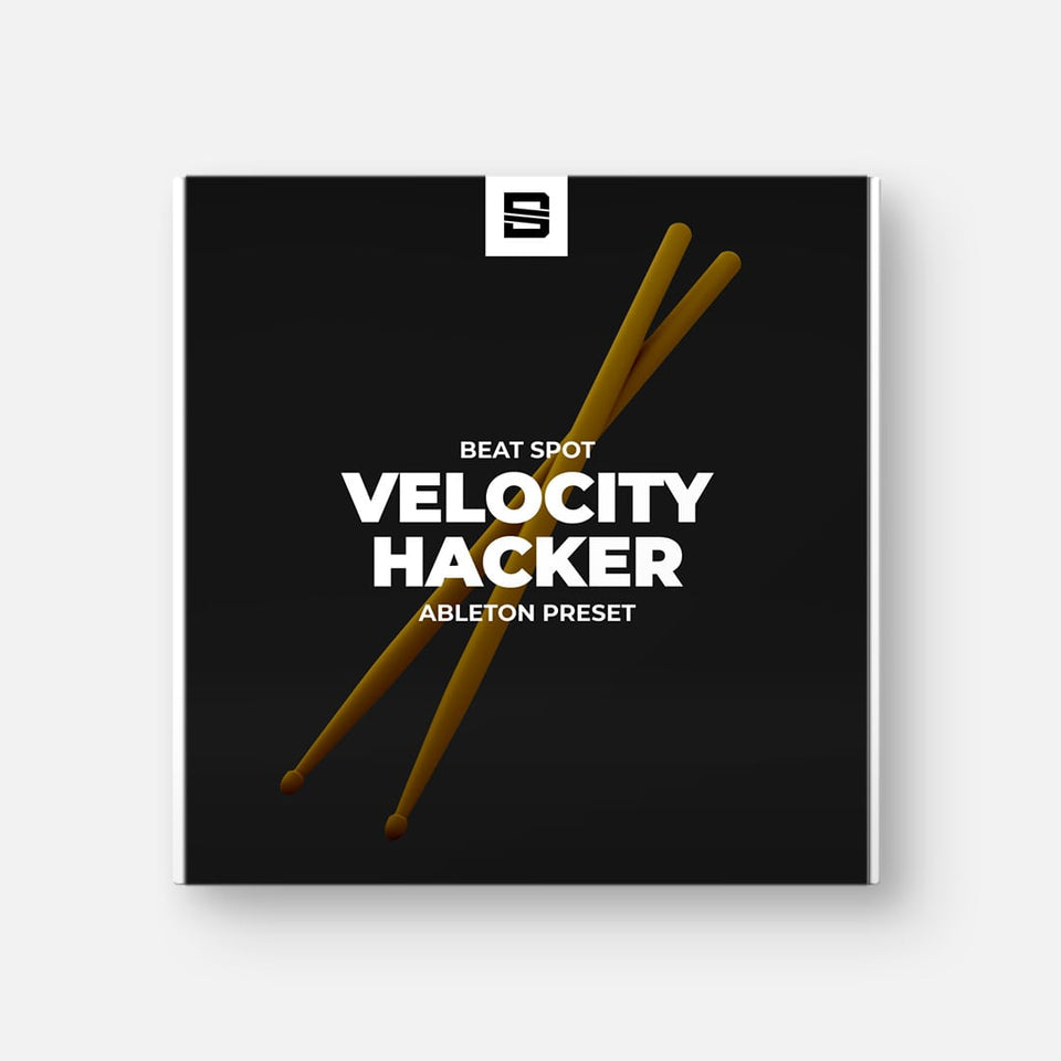 Velocity Hacker (Ableton Rack)