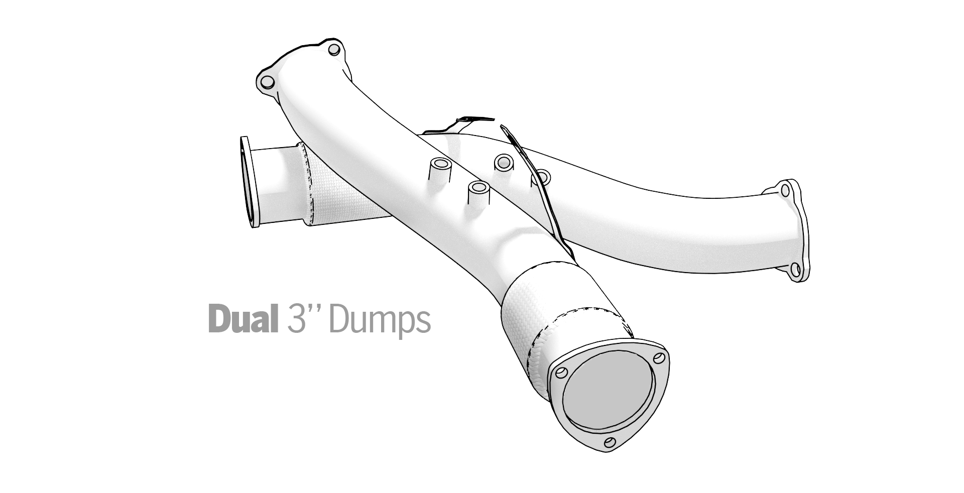 Dump Pipes