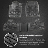 PERFECT 3D FIT CARGO LINERS & FLOOR MATS for 2013-2015 Jeep Grand Cherokee
