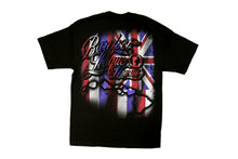 Load image into Gallery viewer, BFL Hawaiian Flag Script T-Shirt - Barefoot League