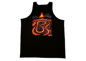 BFL Lava Men's Tank Top - Barefoot League