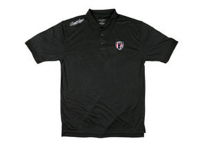 Hawaiian Flag Shield Polo (Men's) - Barefoot League