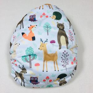 Elf Pocket - Woodland Friends