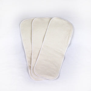 Insert - Hemp Cotton (5 pack)