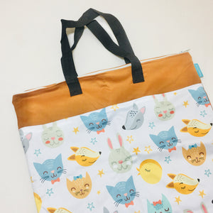Hanging Bag - Glitter Critters