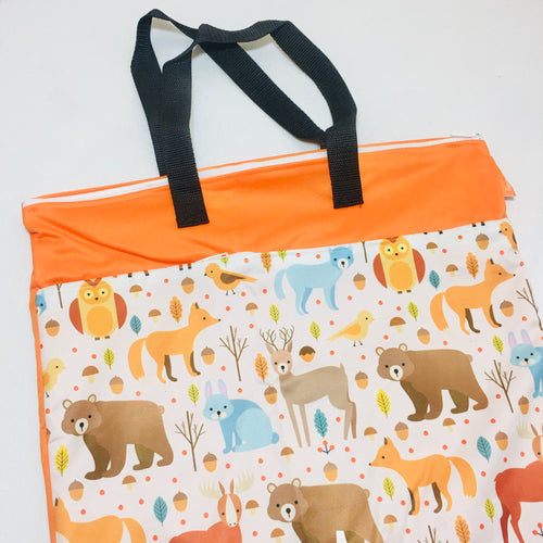 Hanging Bag - Forest Friends