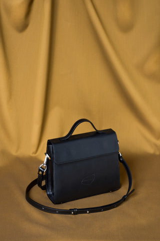 ILONKA Handbag - Midnight Black