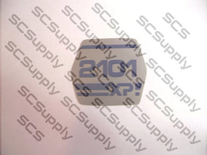 Husqvarna 2101XP flywheel decal