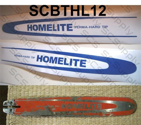 Homelite 22 inch Hardtip Negative bar stencil set