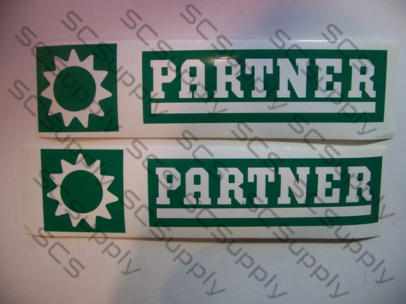 Partner (ver. 1) bar stencil set