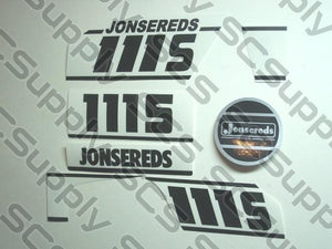 Jonsereds 111S decal set