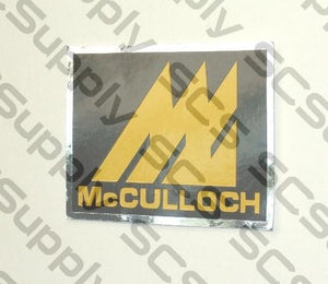 "McCulloch ""Mountain"" Tag"