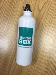 ShelterBox Aluminum Water Bottle