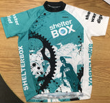 ShelterBox Cycling Jersey