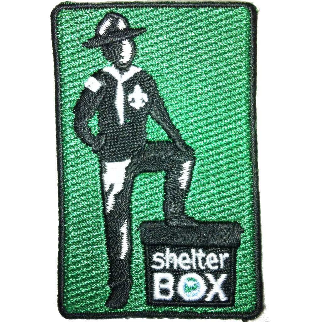 ShelterBox USA Scout Patch