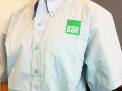 ShelterBox Oxford Shirts