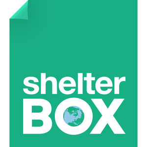 ShelterBox Window Cling