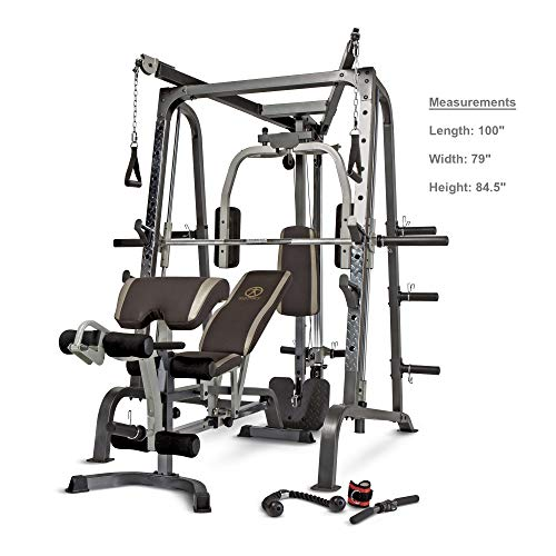 Marcy Smith Cage Workout Machine Total Body Trainer