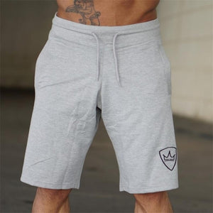 Loose Cotton gym Shorts