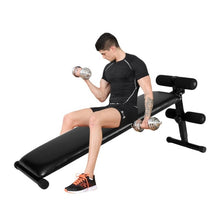 Sit Up Benches Adjustable Decline Sit up Bench