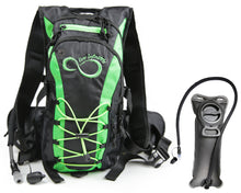 HYDRATION BACKPACK & 2.0L WATER BLADDER