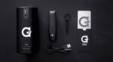 G Pen Elite - Ground Material, Vaporizer