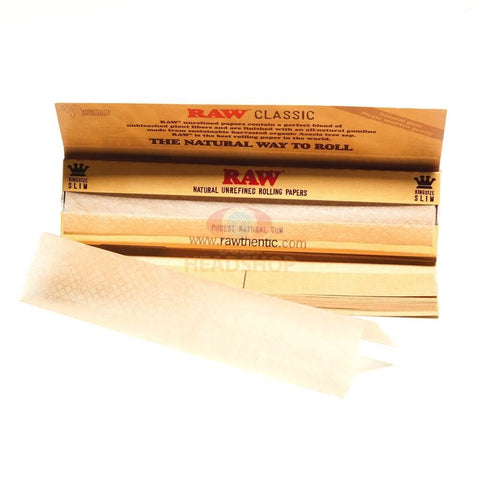 Raw Connoisseur Rolling Papers