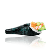 Dry Pipe Skrimp Handroll by Empire Glassworks - ISmokeFresh online smoke shop