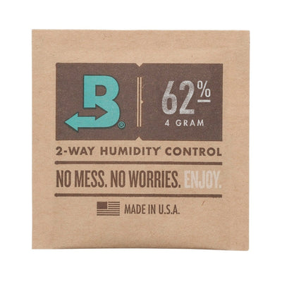 Boveda 62% RH 4g individually overwrapped 1 count - ISmokeFresh online smoke shop