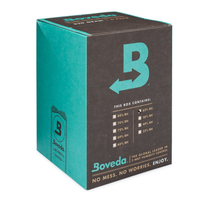 Boveda 62% RH 320g 6 count carton - ISmokeFresh online smoke shop