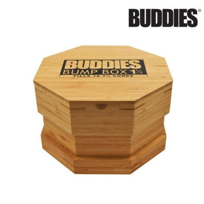 BUDDIES Bump Box 1 1/4 Size - ISmokeFresh online smoke shop